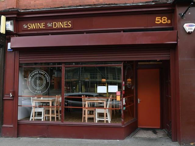 The Swine That Dines