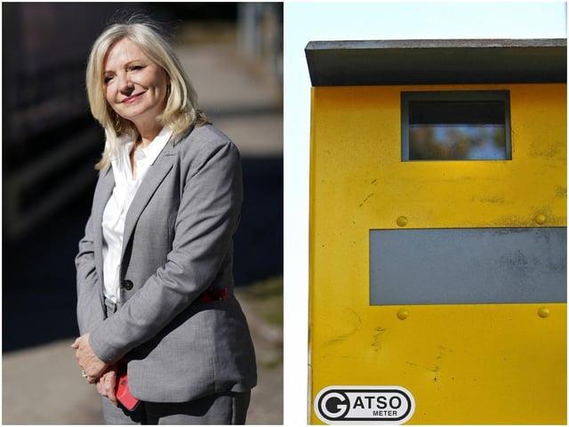 Mayor Brabin said she understood people's concerns around speeding.
