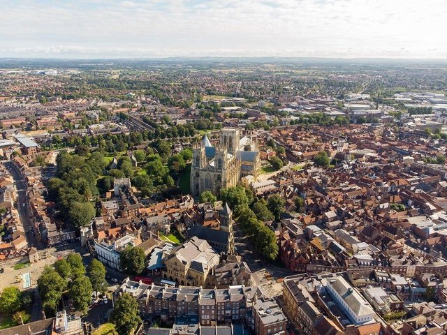Just 19 new affordable homes are being built in York each year, new figures have revealed