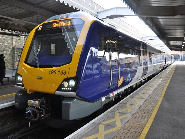 Train operator Northern is asking customers in South Yorkshire to plan their travel carefully this weekend and, on a small number of routes, is asking people not to travel today.