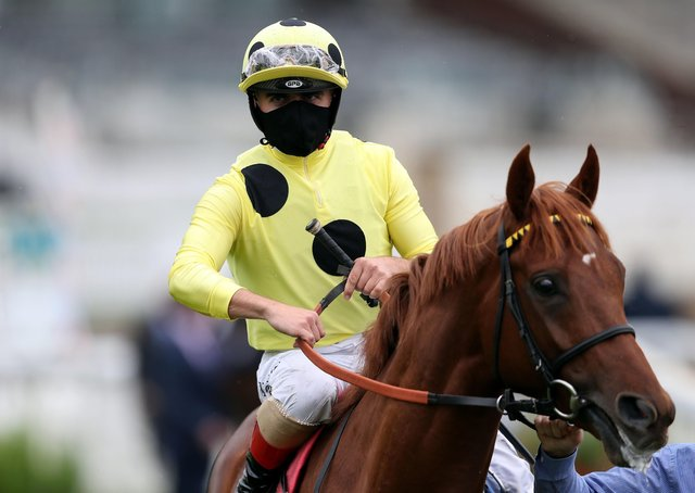 Jockey Andrea Atzeni is expecting a brave show from Juan Elcano at the Sky Bet York Stakes this weekend.