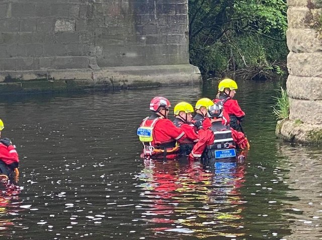 The York Rescue Boat.