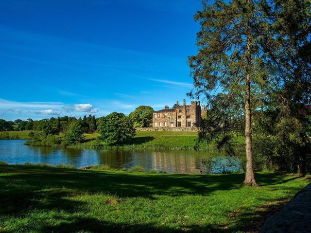 Ripley Castle is popular for weddings with its stunning views of the lake. (Pic: Bruce Rollinson)
