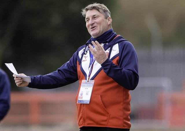 Lay off: After five weeks without a match Hull Kr are eager to face league leaders Catalans Dragons. Picture by Allan McKenzie/SWpix.com