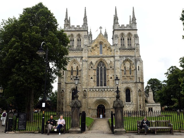 """Local council leaders have reacted with dismay at the new restructuring. Mark Crane, leader of Selby Council, said he was """"disappointed."""" Photo: Selby Abbey"""
