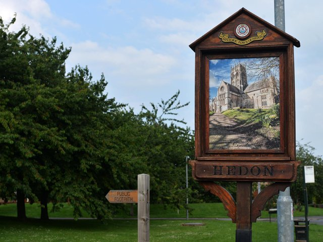 The historic town of Hedon. Picture: Jonathan Gawthorpe