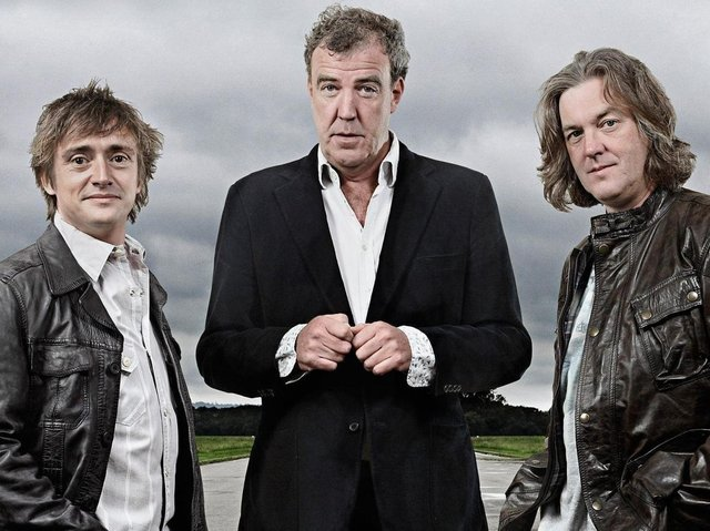 Richard Hammond, Jeremy Clarkson, and James May will be hosting the new episode of The Grand Tour.