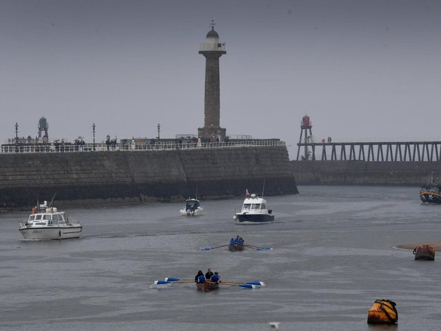 Whitby Regatta was cancelled last year due to the pandemic