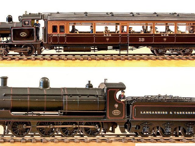 Nigel Thornley founded and co-founded a number of model railway societies in Yorkshire and Lancashire