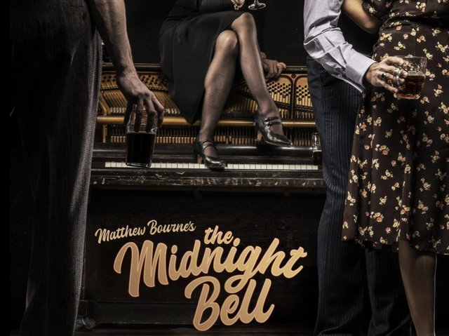 A publicity shot for The Midnight Bell which comes to Sheffield Lyceum and York Theatre Royal this month.