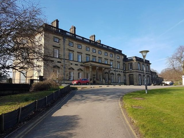 The Grade II listed building was a teacher training college for nearly 60 years.