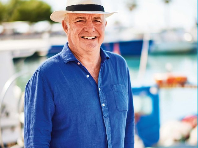 Rick Stein. Picture: PA Photo/James Murphy.