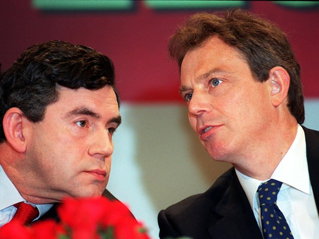 A new BBC documentary has looked at the relationship between Tony Blair and Gordon Brown during the New Labour era.