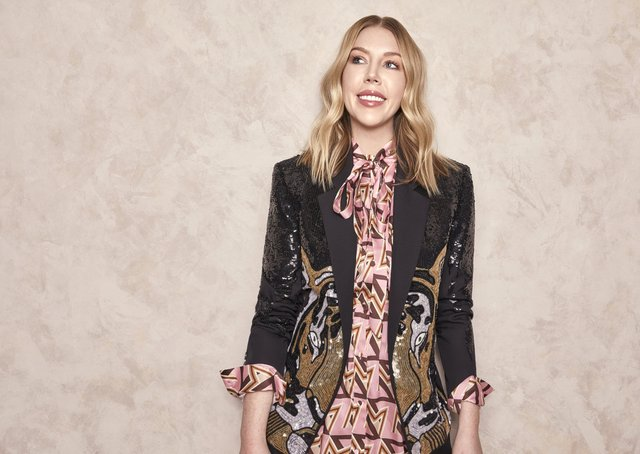 Katherine Ryan is in Leeds tonight as part of her national tour Picture  Carla Guler