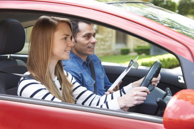 Driving tests restarted in late July in England