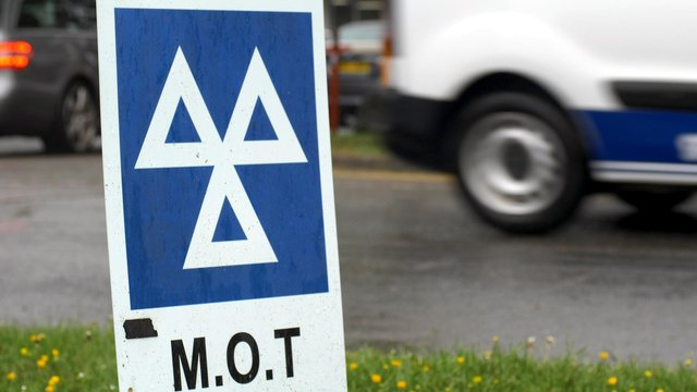 Drivers were offered a six-month MOT extension during the first lockdown