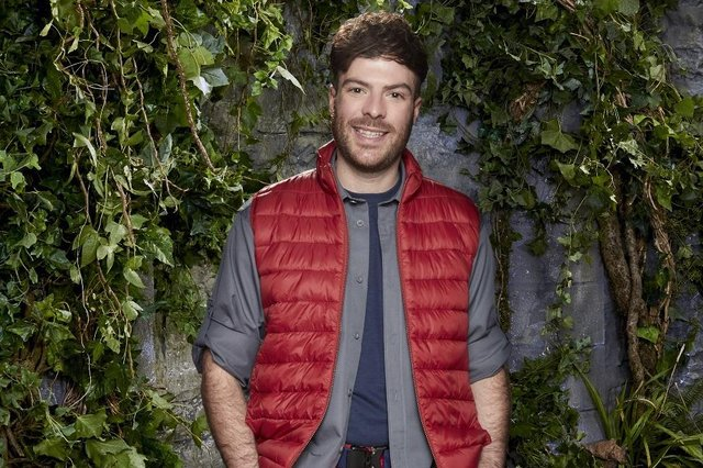 Jordan North is already proving to be a fan-favourite on I'm A Celeb (PA Media)