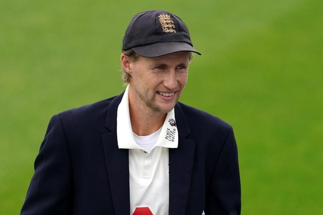 England captain Joe Root chose not to enforce the follow-on in the first Test in India in February 2021. (Pic: PA)