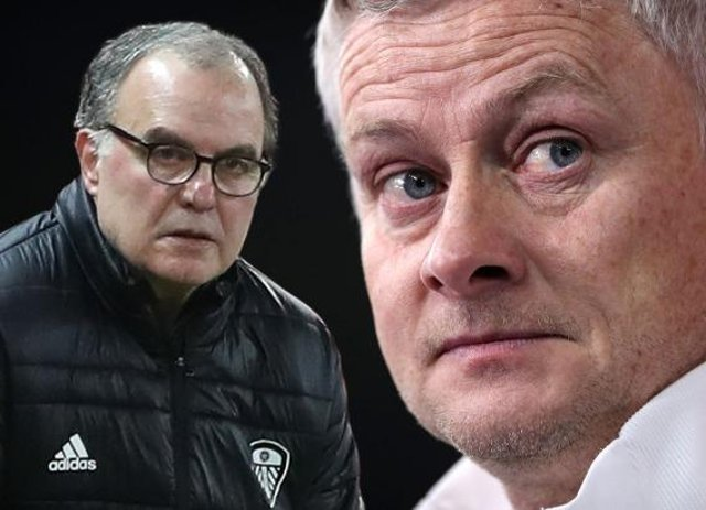 Marcelo Bielsa and Ole Gunnar Solksjaer go head to head this weekend.