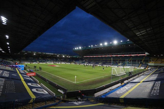 Elland Road. (Photo by Mike Egerton - Pool/Getty Images)