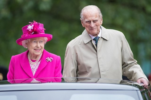 The Queen and Prince Philip first met in 1934 (Getty Images)