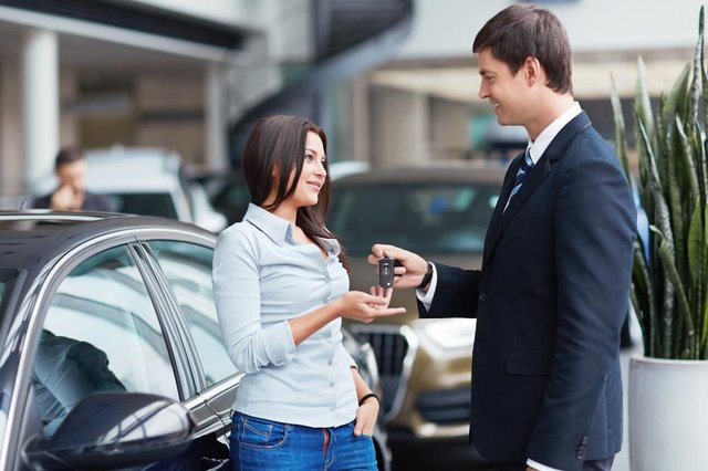 Buying and selling cars has been severely affected by lockdown