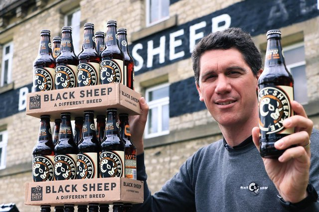 Black Sheep Brewery are offering readers the chance to win a dream Father's Day present