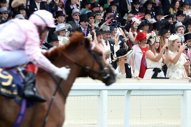 Royal Ascot 2021 is part of the government's Covid test programme to bring large crowds back to live events. (Pic: Getty)
