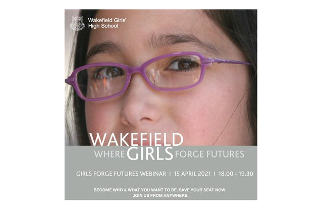 Sign up today for a free webinar featuring remarkable Yorkshire women ready to inspire the next generation
