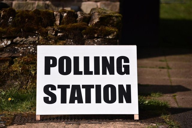 Polls are open in elections across England, Scotland and Wales (Getty Images)