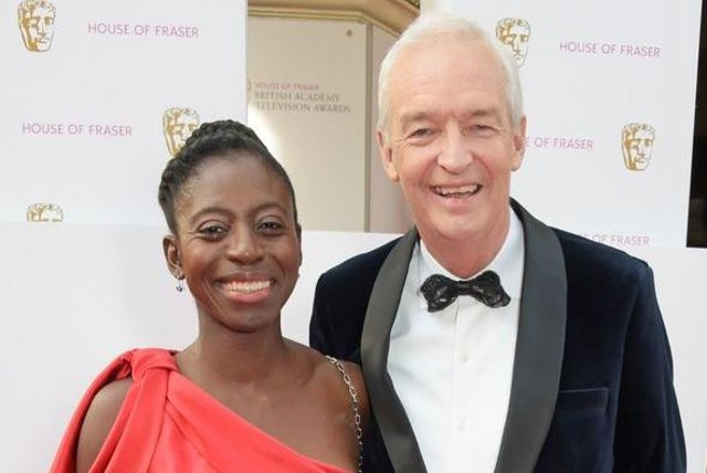Jon Snow and his wife, Precious Lunga, have welcomed a son after 11 years of marraige. (Picture: Getty)