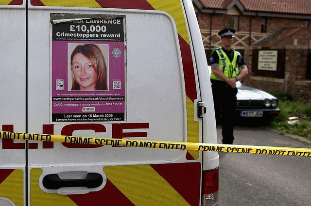 Claudia Lawrence went missing in 2009 (Getty Images)