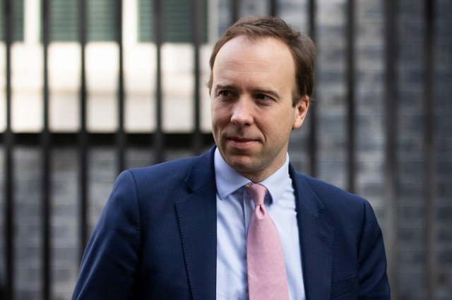 """Upon setting out England's revised three tier alert system, health secretary Matt Hancock said """"these are not easy decisions, but they have been made according to the best clinical advice"""". (Pic: Getty)"""