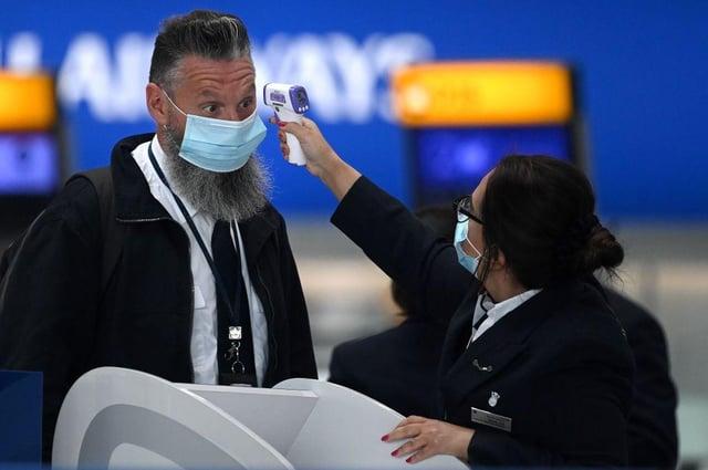 (Photo: DANIEL LEAL-OLIVAS/AFP via Getty Images)