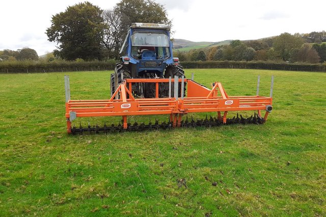 Farmers and landowners are being enlisted to help the flood prevention work.