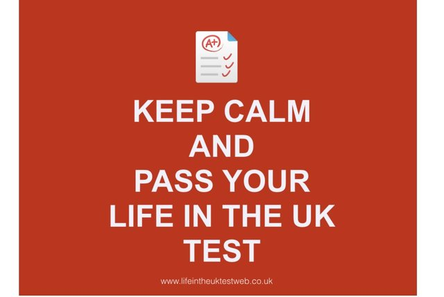 Get help passing the UK citizenship test