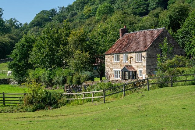 In Yorkshire, house prices have risen by 14 per cent over the year from March 2020 to March 2021