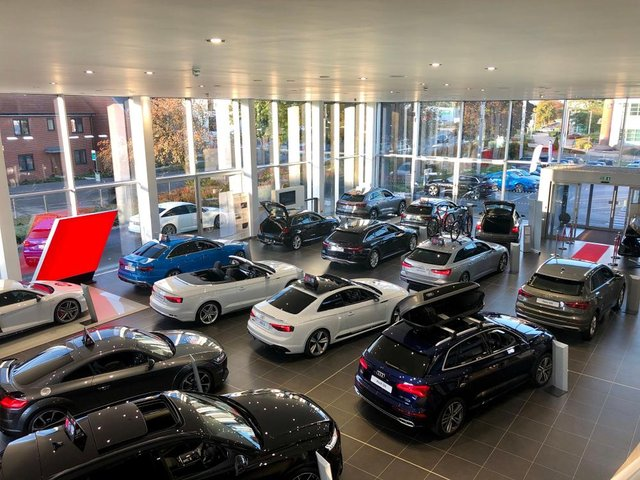From June 1, car dealers in England are allowed to reopen their showrooms