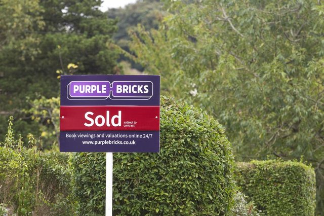 It is now possible to view property in the UK (Shutterstock)