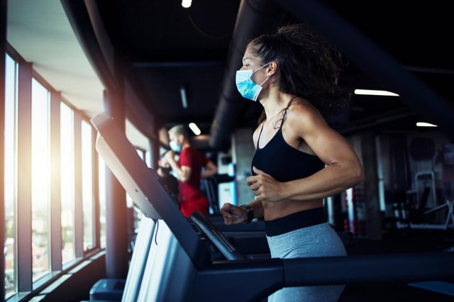 Boris Johnson announced that gyms could reopen in April (Shutterstock)