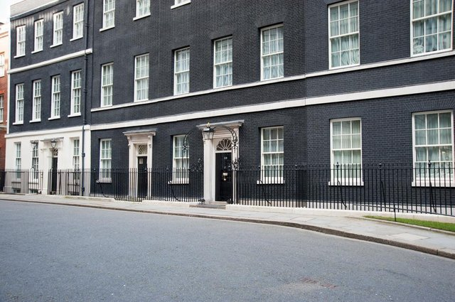 Prime Minister Boris Johnson's Covid press conference takes place in the new Downing Street media suite - how much did it cost and why was it built? (Photo: Shutterstock)