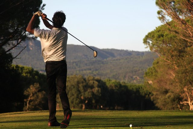 Could golf courses in England set to be reopened? (Pic: Shutterstock)