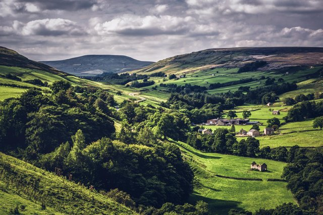 CPRE are working to tackle the blight of litter on the stunning Yorkshire landscape