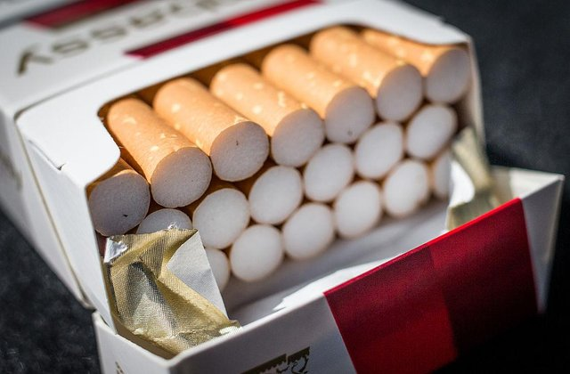 Cigarette prices rose twice last year, but were unaffected by the most recent budget announcement (Picture: Getty Images)