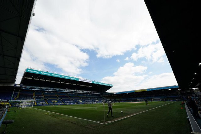 Elland Road . (Photo by Jon Super - Pool/Getty Images)