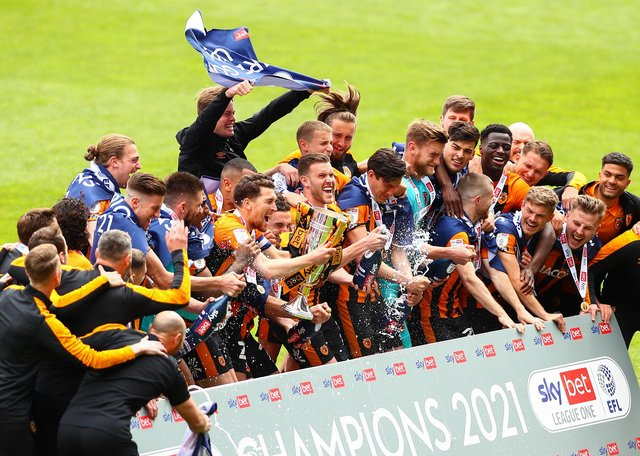 Hull City, Barnsley & Huddersfield Town's standing in the final 2021/22 Championship table - according to the bookies