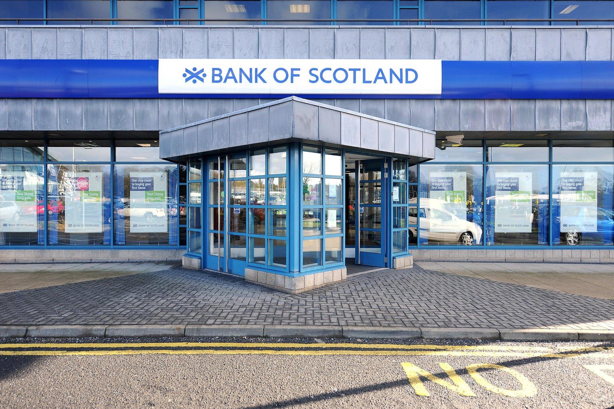 Kirkcaldy man 'threatened to kill' Bank of Scotland staff member