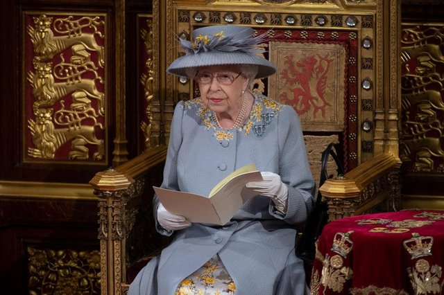 Queen Elizabeth II will become the first ever British monarch to mark a Platinum Jubilee (Photo: Eddie Mulholland - WPA Pool/Getty Images)