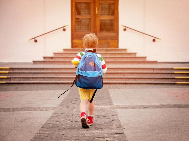 Schools are set to return in March (Shutterstock)