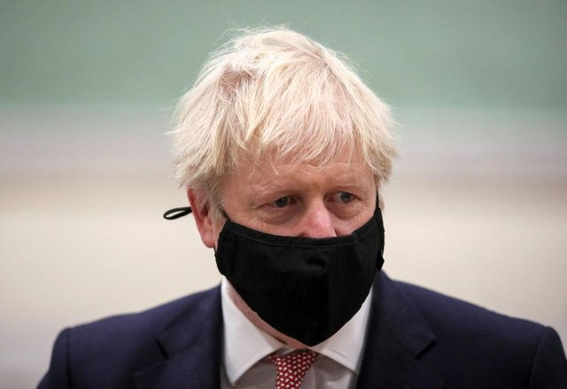 Prime minister Boris Johnson has outlined England's three tier plan after the lockdown restrictions end on 2 December. (Pic: Getty Images)